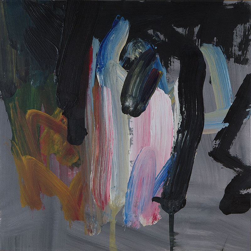 Automatics-108 Jean-Paul Tibbles Automatics painting 108 - Copyright Jean Paul Tibbles