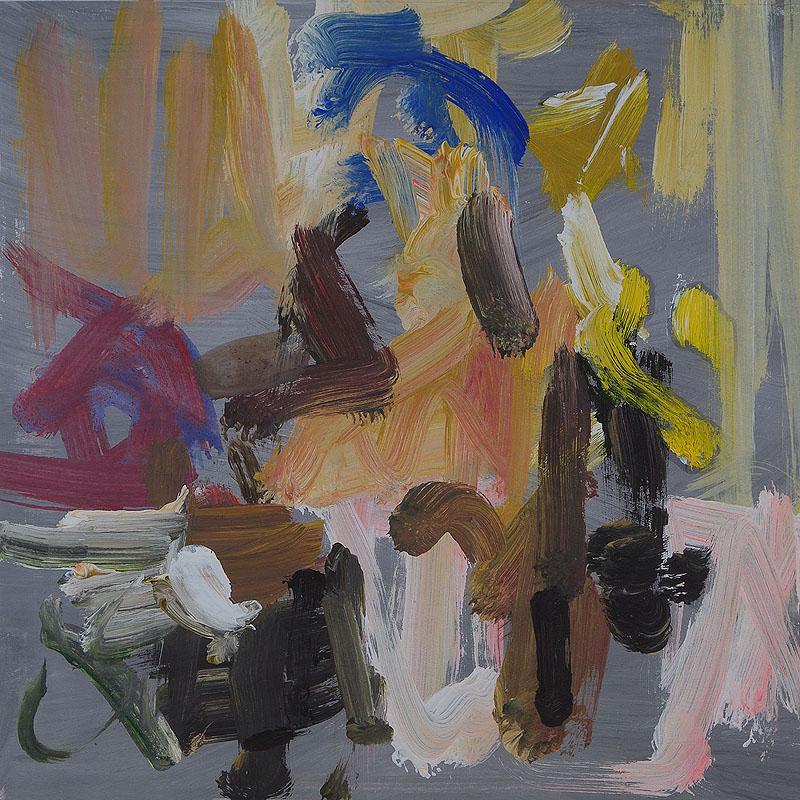 Automatics-109 Jean-Paul Tibbles Automatics painting 109 - Copyright Jean Paul Tibbles